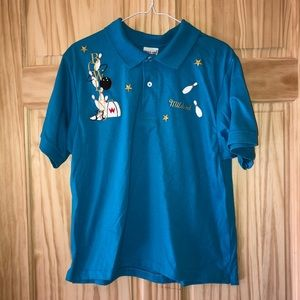 Tops - Ladies Vintage Bowling Polo